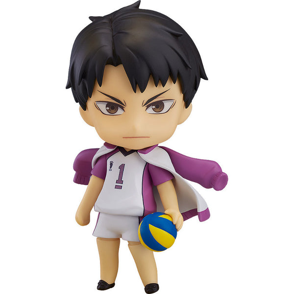 Ushijima Wakatoshi | Haikyu!! (ハイキュー!!, Haikyū!!, Haikyuu!!) | Nendoroid No.789 | Orange Rouge (Good Smile Company) | Woozy Moo
