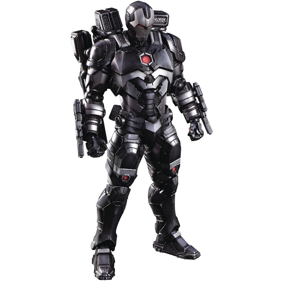War Machine | Marvel Universe Variant | Play Arts Kai | Square Enix | Woozy Moo