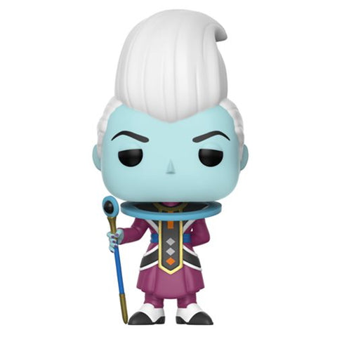Whis Dragon Ball Super Pop Animation Vinyl Figure 317