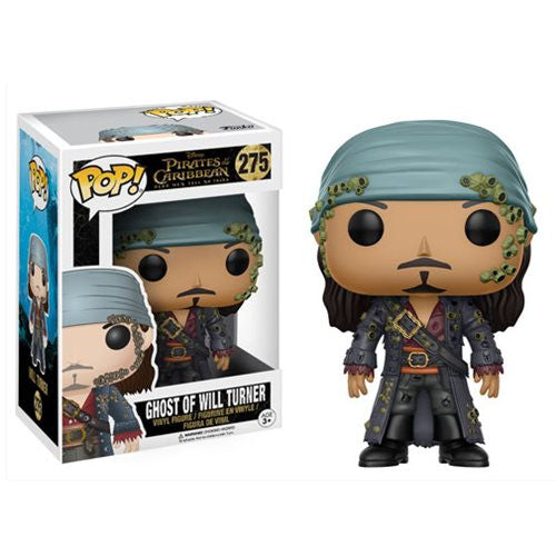 Ghost of Will Turner (Orlando Bloom) - Disney's Pirates of the Caribbean: Dead Men Tell No Tales - Pop! Vinyl Figure - Funko - Woozy Moo
