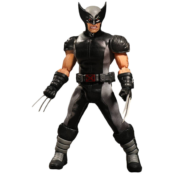Wolverine X-Force (Exclusive) | Marvel X-Men | One:12 Collective | Mezco Toyz | Woozy Moo