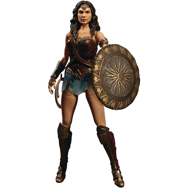 Wonder Woman (Gal Gadot) | 2017 DC Cinematic Universe | One:12 Collective | Mezco Toyz | Woozy Moo