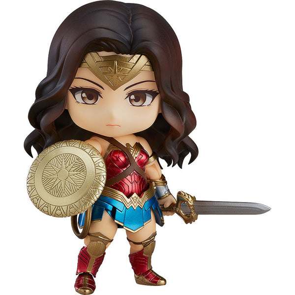 Wonder Woman Hero's Edition | Wonder Woman (2017 DC Cinematic Universe) | Nendoroid No. 818 | Good Smile Company | Woozy Moo