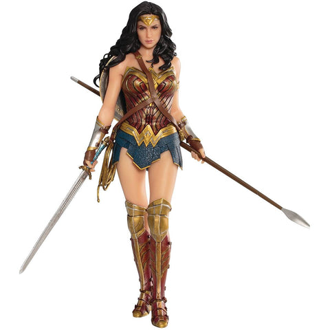 Wonder Woman Justice League ArtFX+ 1/10 Scale Statue