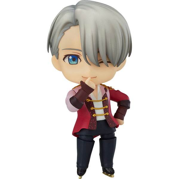 Yuri!!! on Ice - Victor Nikiforov Nendoroid - Orange Rouge - Woozy Moo