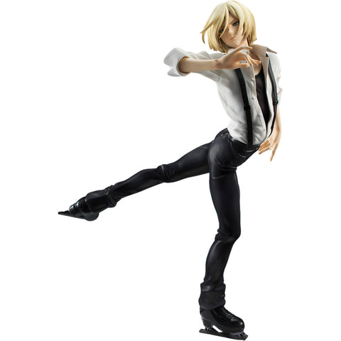 Yuri Plisetsky with Pyocha - Yuri on Ice - GEM SERIES