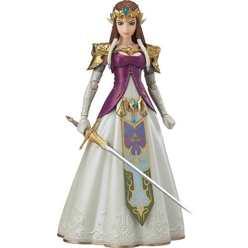 Legend of Zelda: Twilight Princess - Zelda Figma - Max Factory - Woozy Moo - 1