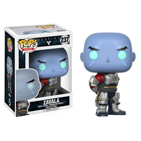 Zavala Destiny 2 Pop Vinyl Figure