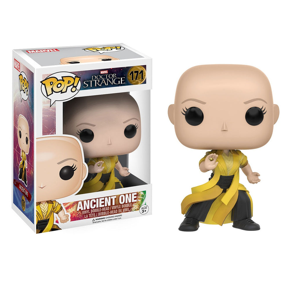 Dr. Strange Movie - Marvel - Ancient One Pop Vinyl Figure - Funko - Woozy Moo