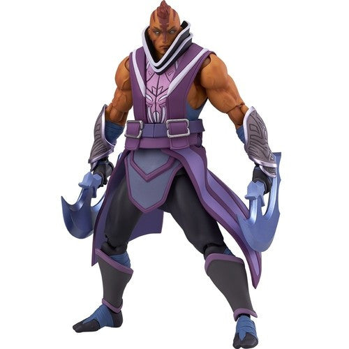 Defense of the Ancients (Dota) 2: Anti-Mage Figma - Good Smile Company - Woozy Moo - 1
