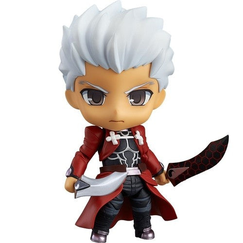 Fate/Stay Night - Archer (Super Movable Edition) Nendoroid (Re-Run) - Good Smile Company - Woozy Moo - 1