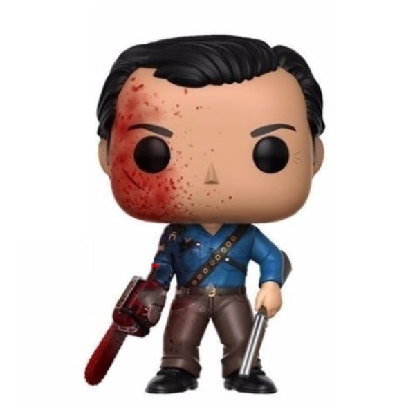 Ash Bloody Version Ash vs Evil Dead Pop! Vinyl Figure Exclusive