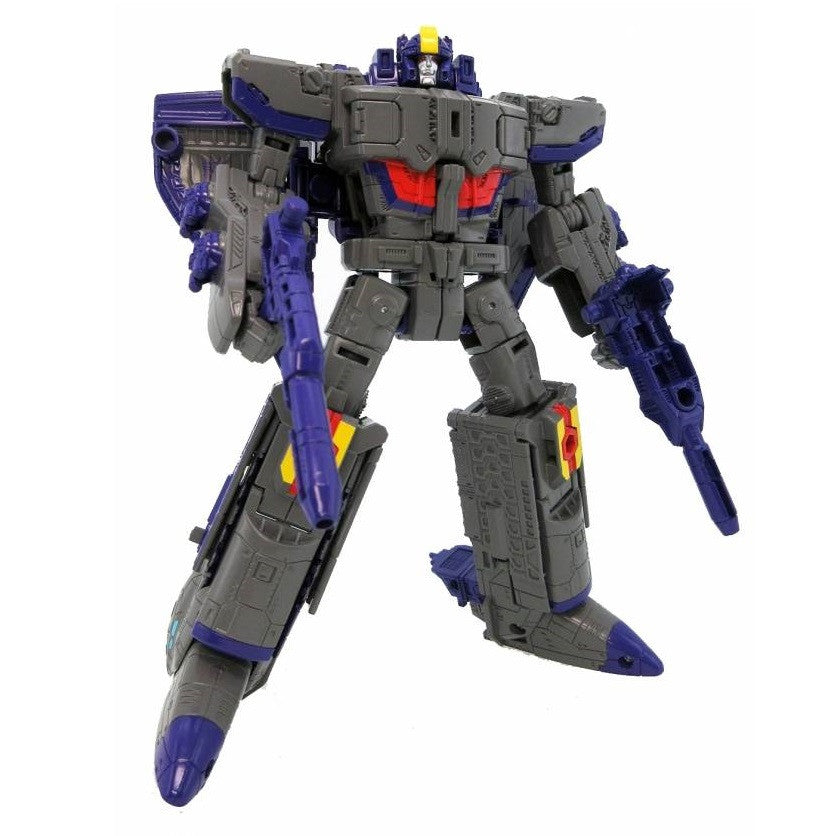 Transformers Legends Astrotrain (LG40) - Takara - Woozy Moo - 1