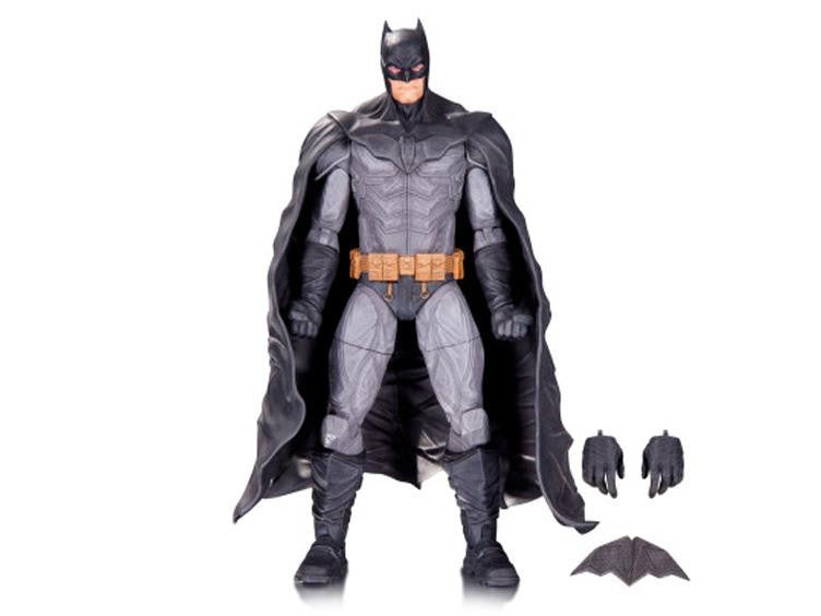 DC Comics Designer Series Batman Action Figure by Lee Bermejo - DC Collectibles - Woozy Moo