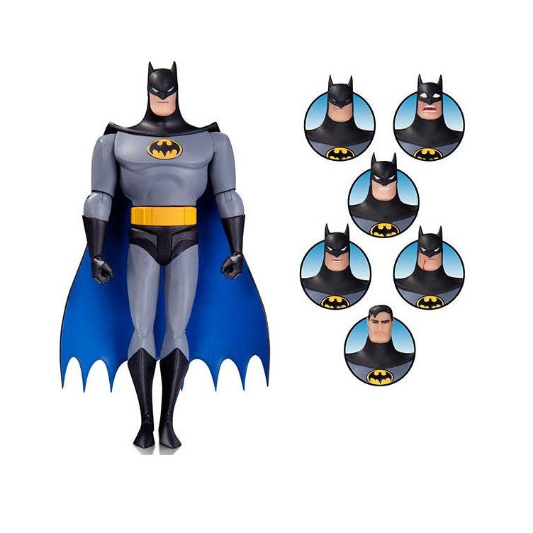 DC Batman Animated Series - Batman (Expression Pack) - DC Collectibles - Woozy Moo