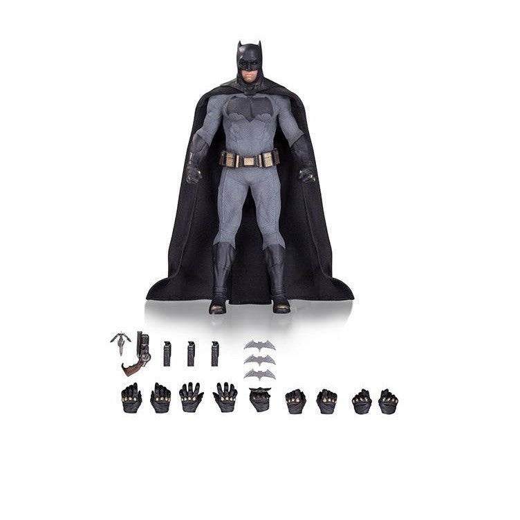 Batman vs Superman DC Films Premium 6'' Action Figure - Batman - DC Collectibles - Woozy Moo