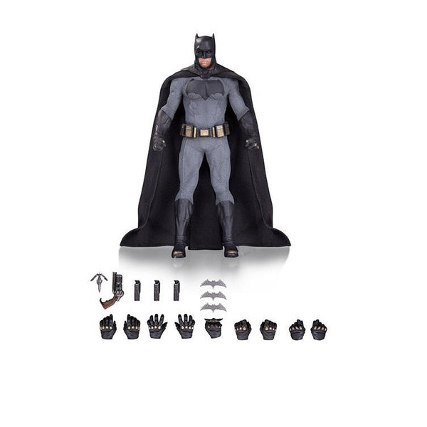 DC Batman vs Superman DC Films Premium 6'' Action Figure - Batman - DC Collectibles - Woozy Moo