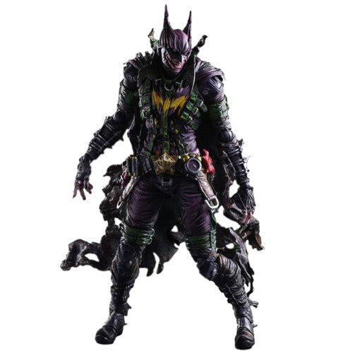 DC Batman Joker - DC Comics Variant: Rogues Gallery - Play Arts Kai - Square Enix - Woozy Moo - 1