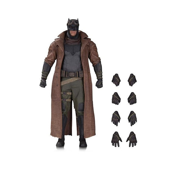 Batman vs Superman DC Films Premium 6'' Action Figure - Knightmare Batman - DC Collectibles - Woozy Moo