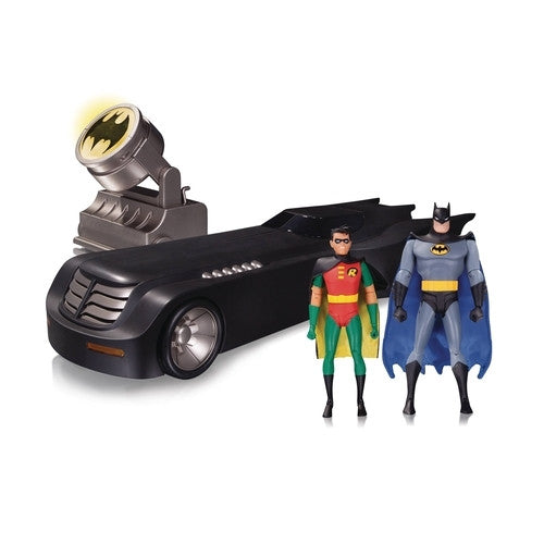 Batman Animated Series - Batmobile Deluxe Set