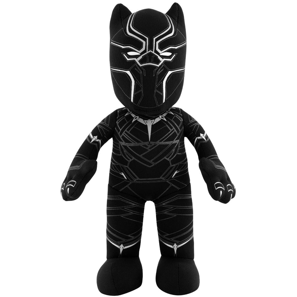 Captain America Civil War: Marvel - Black Panther 10'' Plush - Bleacher Creatures - Woozy Moo