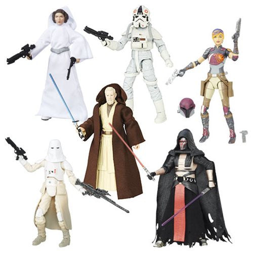 Star Wars - Black Series 6'' Wave 9 Case - Hasbro - Woozy Moo