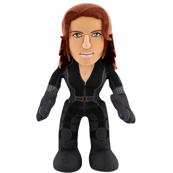 Captain America Civil War: Marvel - Black Widow 10'' Plush - Bleacher Creatures - Woozy Moo