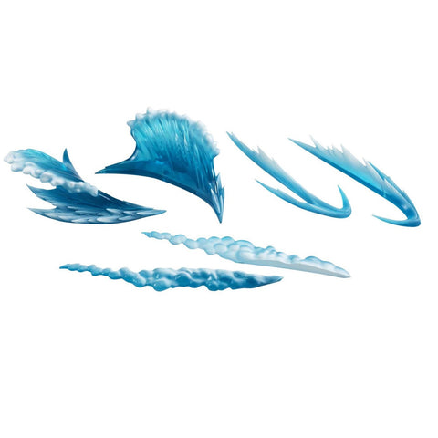 Tamashii Effect Wave - Blue - Action Figure Prop