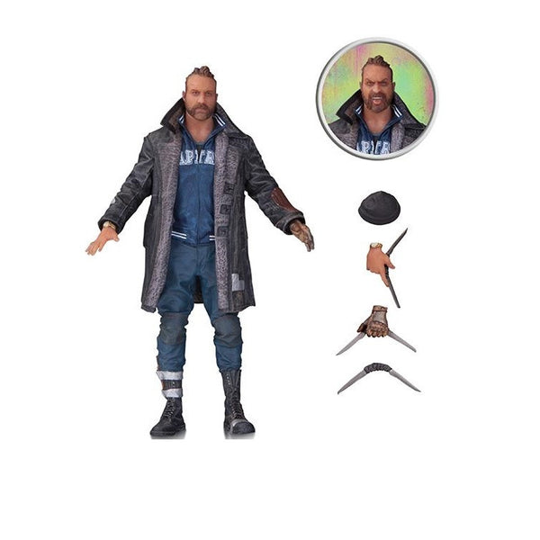 Suicide Squad DC Films Boomerang Premium 6-Inch Action Figure - DC Collectibles - Woozy Moo