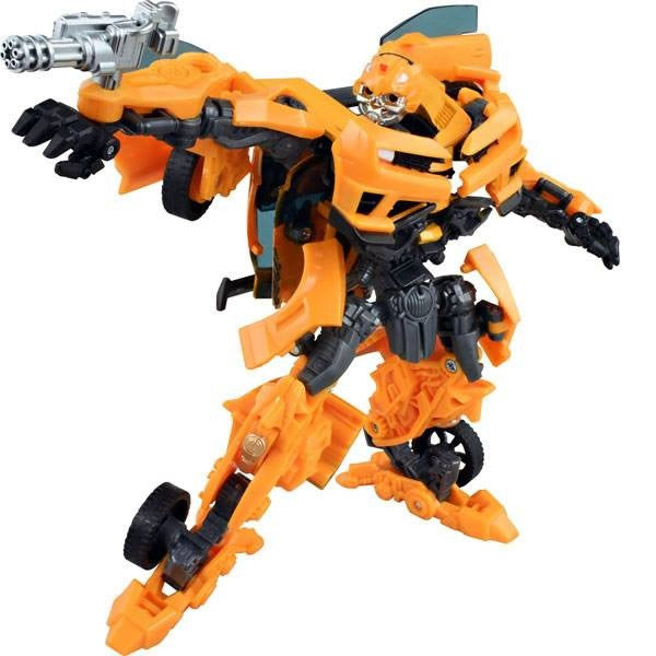 Transformers Movie 10th Anniversary Figure - Bumblebee - MB-02 - Takara - Woozy Moo - 1