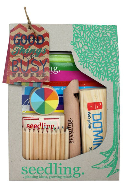 Good Things for Busy People - Seedling - Woozy Moo - 1