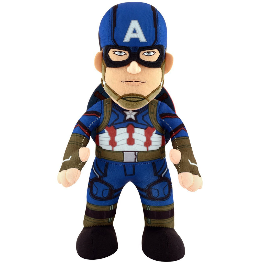 Captain America Civil War: Marvel - Captain America 10'' Plush - Bleacher Creatures - Woozy Moo