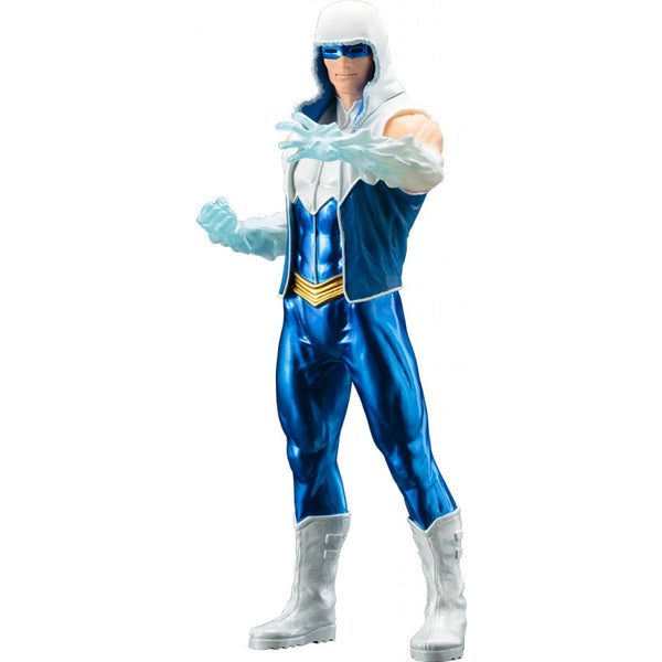 DC Comics - Captain Cold - New 52 Version 1/10 Scale ArtFX+ Statue - Kotobukiya - Woozy Moo - 1