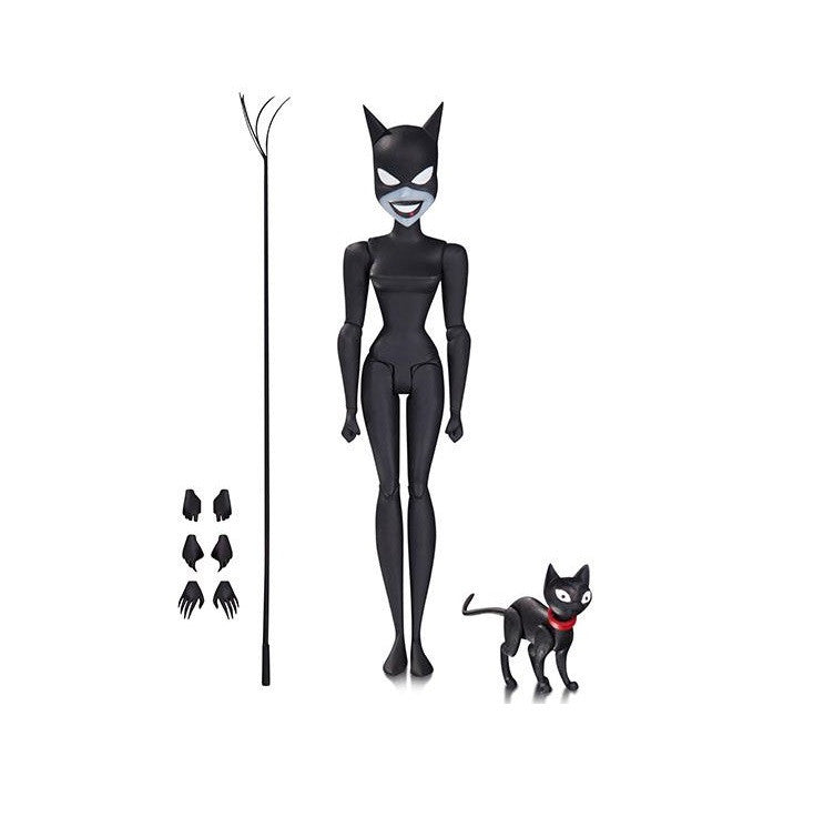 Batman Animated Series/New Batman Adventures - Catwoman - DC Collectibles - Woozy Moo