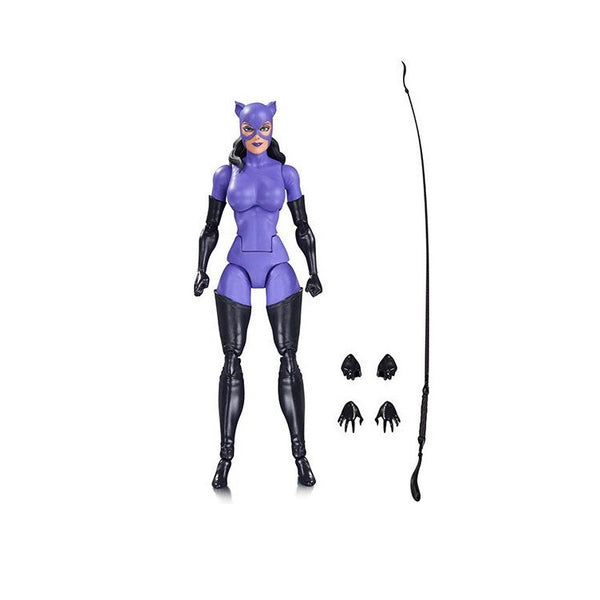 "DC Comics Icons - Catwoman 6"" Figure - DC Collectibles - Woozy Moo"