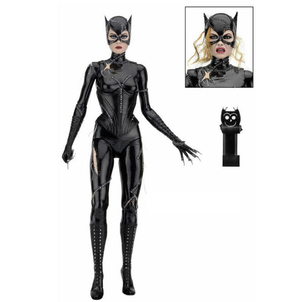 DC Batman Returns: Catwoman 1:4 Scale 18'' Action Figure - NECA - Woozy Moo - 1