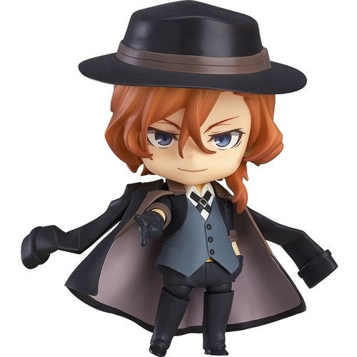 Bungo Stray Dogs - Nakahara Chuya Nendoroid - Orange Rouge - Woozy Moo - 1