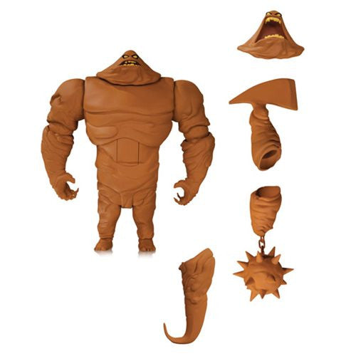 Batman Animated Series/New Batman Adventures - Clayface Deluxe - DC Collectibles - Woozy Moo