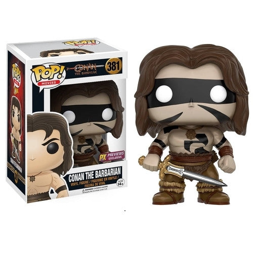 Conan The Barbarian - Warpaint Conan - Pop! Vinyl Figure - Exclusive - Funko - Woozy Moo