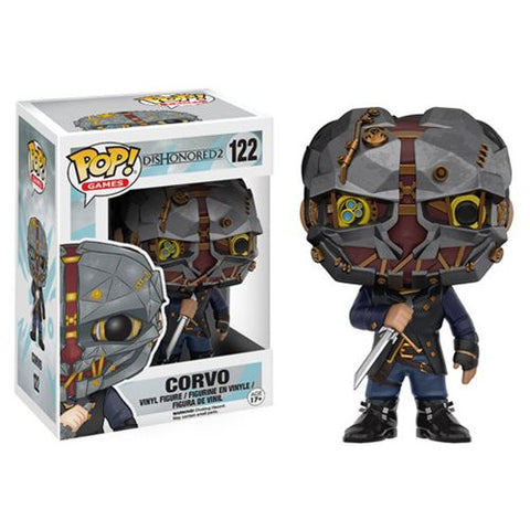 Dishonored 2 - Corvo Pop! Vinyl Figure