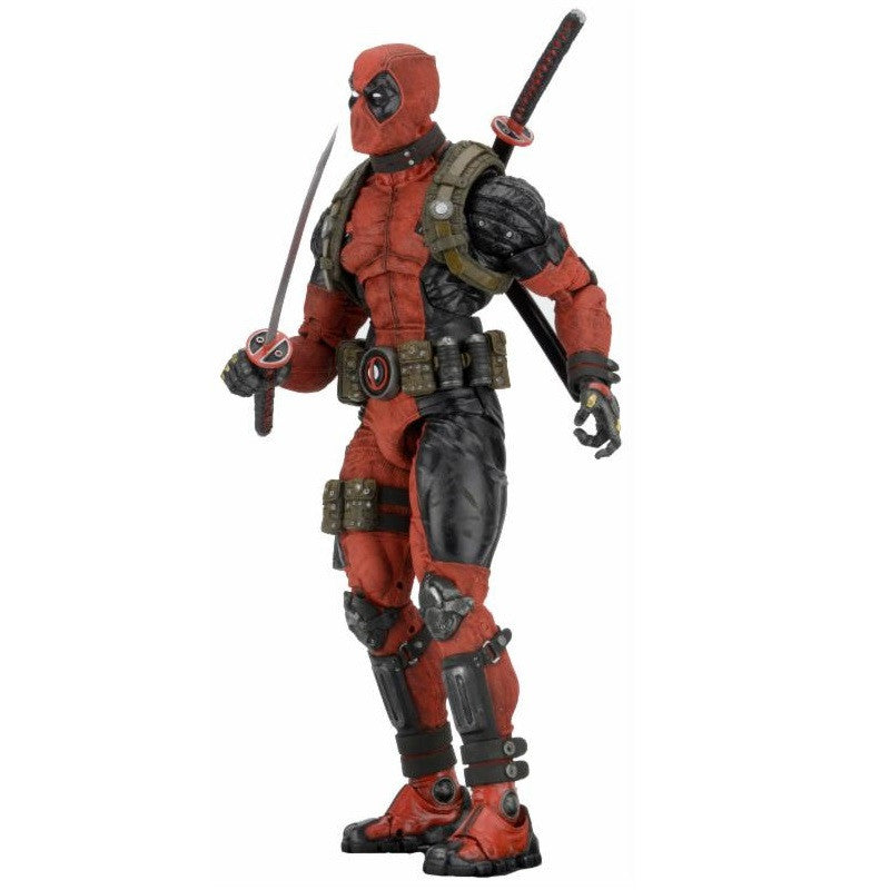 Deadpool 1/4th Scale Marvel 18'' Action Figure - NECA - Woozy Moo - 1