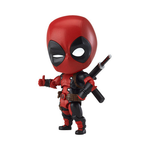 Marvel - Deadpool Nendoroid - Orechan Edition - Good Smile Company - Woozy Moo - 1