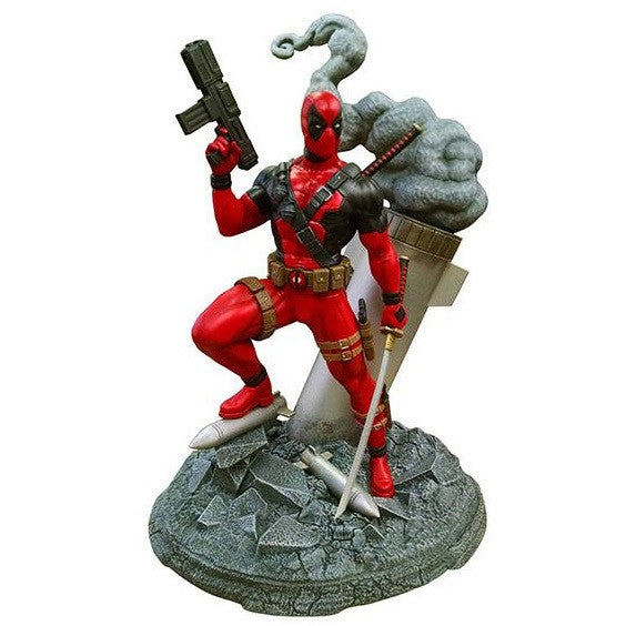 Marvel DX Model Kit - Deadpool - Diamond Select - Woozy Moo