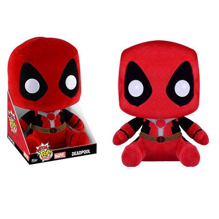Pop! Jumbo Plush: Marvel - Deadpool - Funko - Woozy Moo