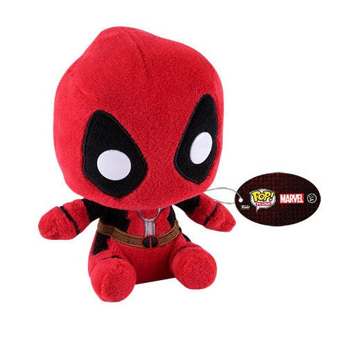 Pop! Plush: Marvel - Deadpool - Funko - Woozy Moo