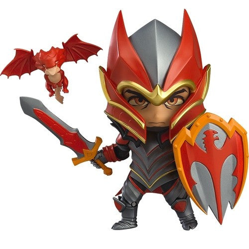 Dota 2 - Dragon Knight Nendoroid - Good Smile Company - Woozy Moo - 1
