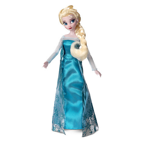 Disney: Frozen Elsa Doll - Disney - Woozy Moo - 1