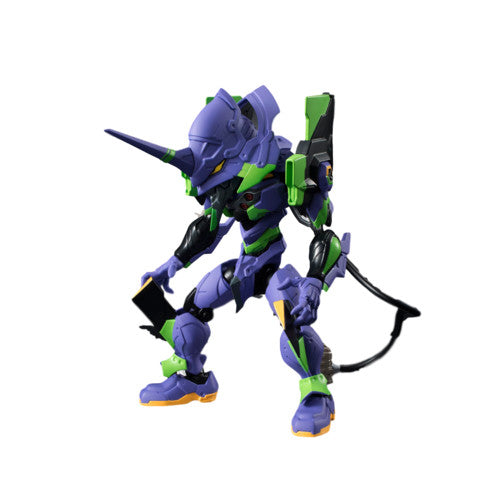 Evangelion Unit-01 - Evangelion: 1.0 You Are (Not) Alone - NXEDGE STYLE - Bandai - Woozy Moo - 1