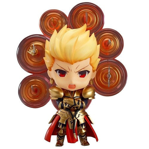 Fate/stay night - Gilgamesh Nendoroid (Re-run) - Good Smile Company - Woozy Moo - 1