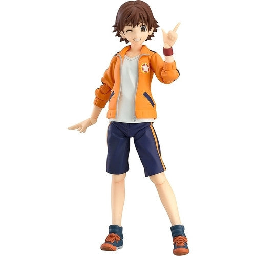 The Idolmaster Cinderella Girls - Honda Mio figma Jersey Version - Max Factory - Woozy Moo - 1